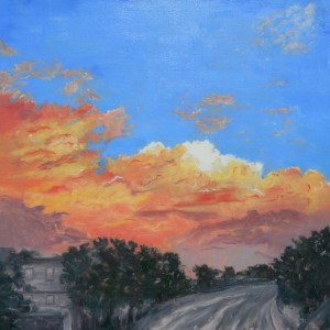 Dalton Sunset by Carol Hobbs